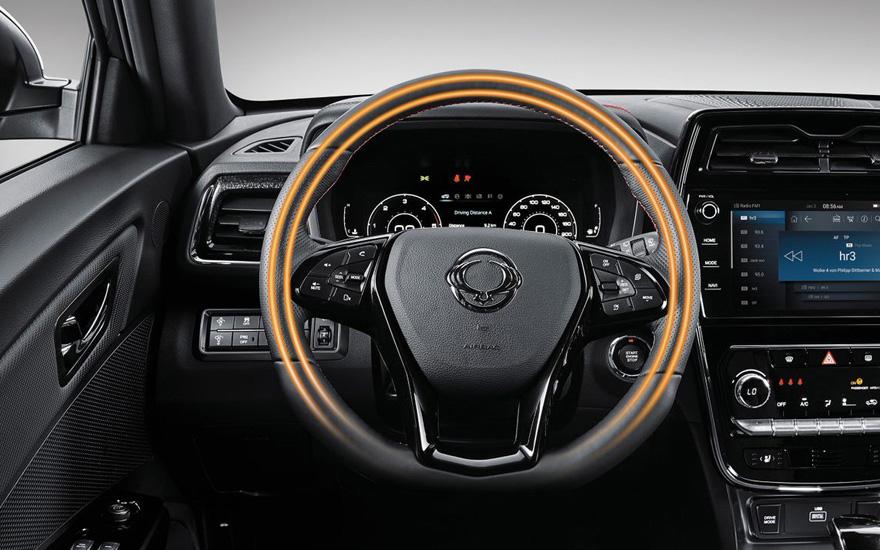 Rząd aut marki Mazda